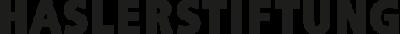 Logo hasler stiftung